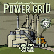 Power Grid: The New Power Plant Cards - Board Games