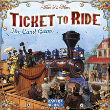 Ticket to Ride: The Card Game - Games & Toys