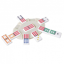 Domino Turn Table - Dominoes