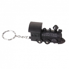 Whistling Locomotive Keychain