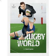 Rugby World - Board Games