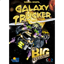Galaxy Trucker: The Big Expansion - Search Results