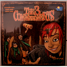 The 3 Commandments - Games & Toys
