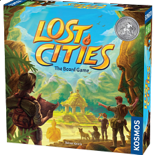 Lost Cities: The Board Game -