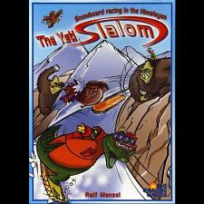 The Yeti Slalom -