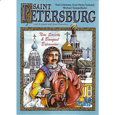 Saint Petersburg New Society and Banquet Expansion