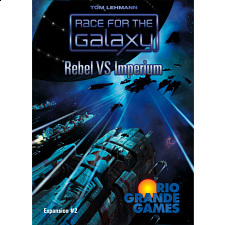 Race for the Galaxy: Rebel vs. Imperium - Board Games