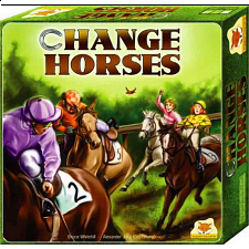 Change Horses - Board Games