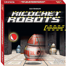 Ricochet Robots - Search Results