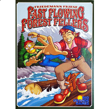 Fast Flowing Forest Fellers - Family Games