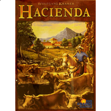 Hacienda - Games & Toys
