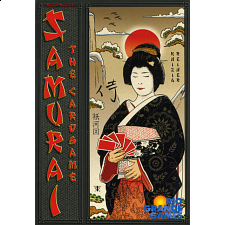 Samurai: The Card Game - Board Games