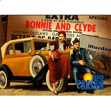 Bonnie and Clyde - Board Games