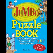 Jumbo Puzzle Book