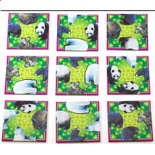 Beautiful Bears - Endangered Animals - Wildlife Puzzles - Tile Puzzles