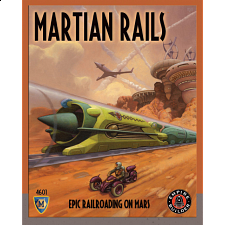 Martian Rails - Strategy Games