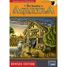 Agricola: Revised Edition - Strategy Games