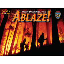 Ablaze - Board Games