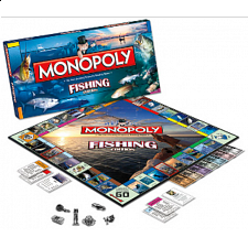 Monopoly: Fishing Edition - Search Results