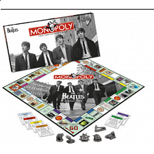 Monopoly : The Beatles Edition - Family Games