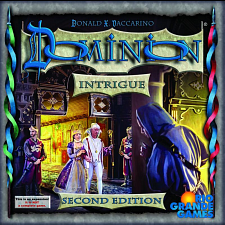 Dominion: Intrigue - 2nd Edition - Games & Toys
