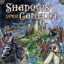 Shadows Over Camelot - Board Games