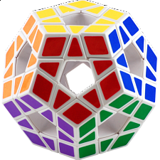 12 Color Holey Megaminx  - White Body - PET labels - Search Results