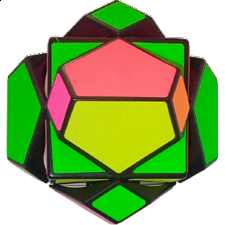 Polymorphinx - Limited Edition - Meffert's Rotational Puzzles