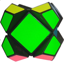 3D Skewb-Cube - Limited Edition - Meffert's Rotational Puzzles