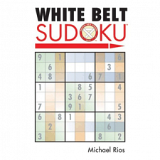 White Belt Sudoku Level 1 - book
