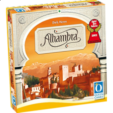 Alhambra (English Only) - Games & Toys