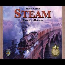 Steam: Rails to Riches -