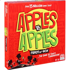Apples to Apples -