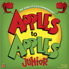 Apples to Apples Junior - Family Games