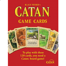 The Settlers of Catan: Replacement Game Cards