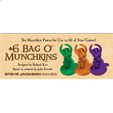 6 Bag O' Munchkins Pawns