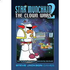Star Munchkin 2: The Clown Wars - Board Games