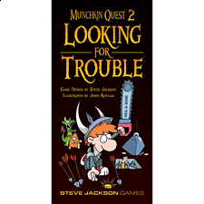 Munchkin Quest 2: Looking for Trouble - Strategy Games