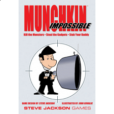Munchkin Impossible - Search Results