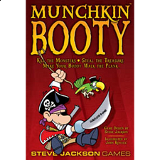 Munchkin Booty - Family Games