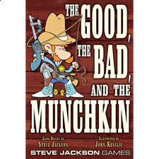 The Good, the Bad, and the Munchkin - Search Results