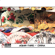 Asian Fans - China - 1000 Pieces