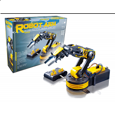 Robot Arm - Wired Control Kit - Geeky Gadgets