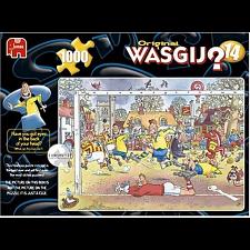 Wasgij Original #14: Football Madness!