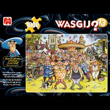 Wasgij Original #13: Calendar Gals - Wasgij
