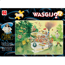 Wasgij Original #12: The Mouth of the River! - Wasgij