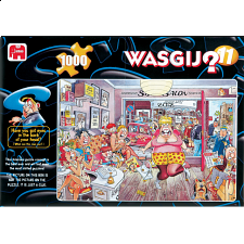 Wasgij Original #11: Beauty Salon! - Wasgij