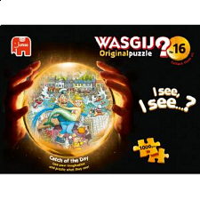 Wasgij Original #16: Catch of the Day - Wasgij