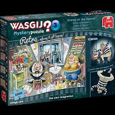 Wasgij Mystery #3 Retro: Drama at the Opera -