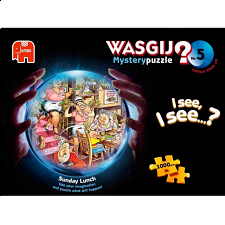 Wasgij Mystery #5: Sunday Lunch